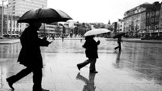 Pagi ini, Hujan Dengan Intensitas Guyur Jabodetabek