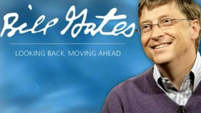 Bill Gates Resmi Pensiun jadi Chairman Microsoft