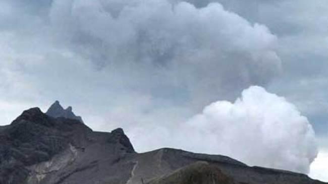 Setelah 4 Hari Meletus, Aktivitas Gunung Kelud Mulai Normal