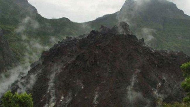 Status Gunung Kelud, Kini Dinaikkan ke Tingkat Waspada