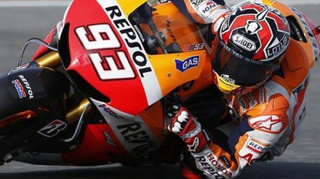 Marc Marquez, Jadi Juara Pada Uji Coba MotoGP San Marino