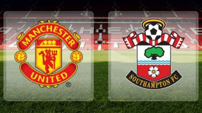 Laga Manchester United Vs Southampton Tahun Ini