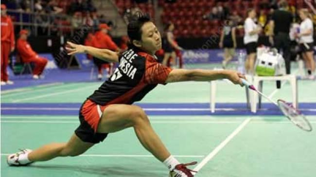 Denmark dan Jepang Berjaya di Malaysia Master 2015