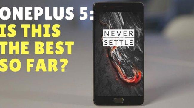 Bocoran Penampakan dan Spesifikasi Oppo OnePlus 5