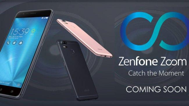 Melirik Spesifikasi ASUS ZenFone Zoom S