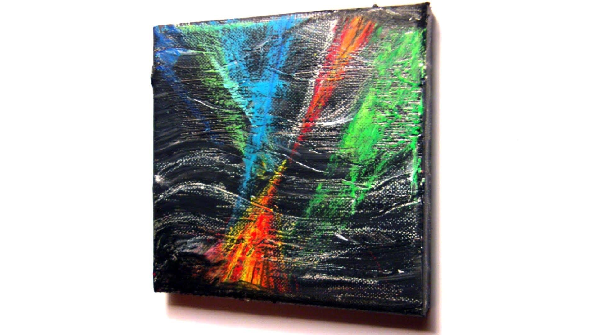 Abstrakt Malen Ideen Und 8 Tipps Um Abstrakt Zu Malen