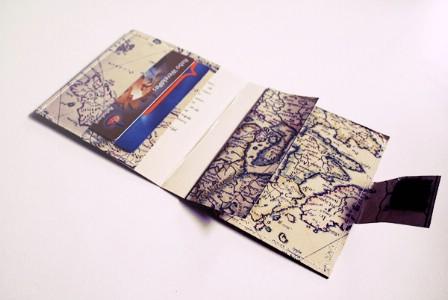 Map Wallet