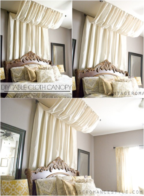 gorgeous diy bed canopy projects