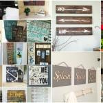 50 Wood Signs That Will Add Rustic Charm To Your Home Decor Diy Crafts