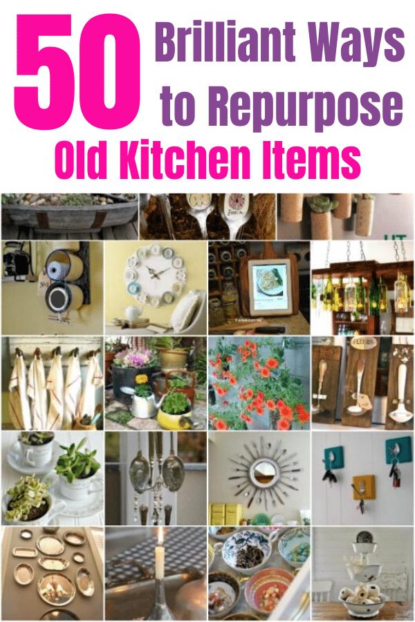 50 brilliant repurposing ideas to turn