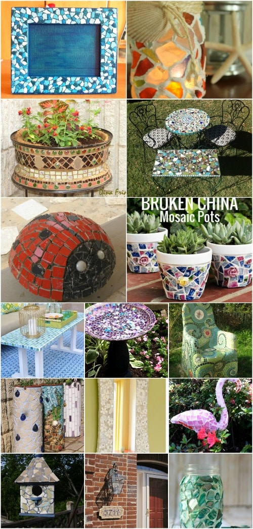30 gorgeous mosaic projects to beautify