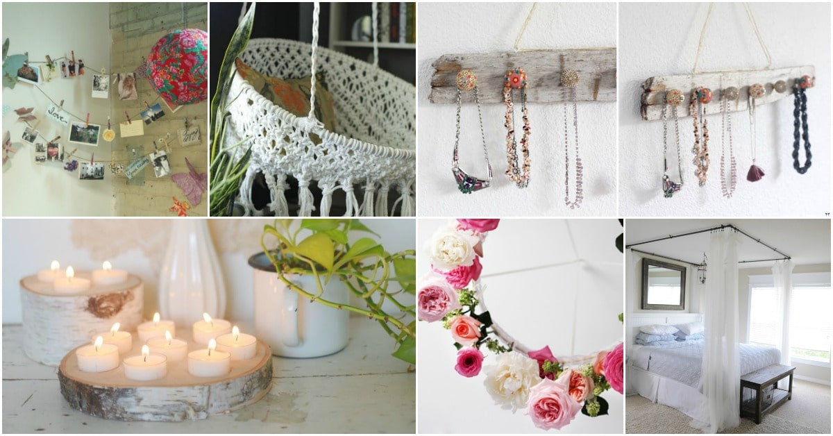 20 Diy Boho Chic Decor Ideas That Add Charm To Your Home