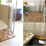 15 Diy Bath Mats That Add Comfort And Style To Your Bathroom Diy Crafts