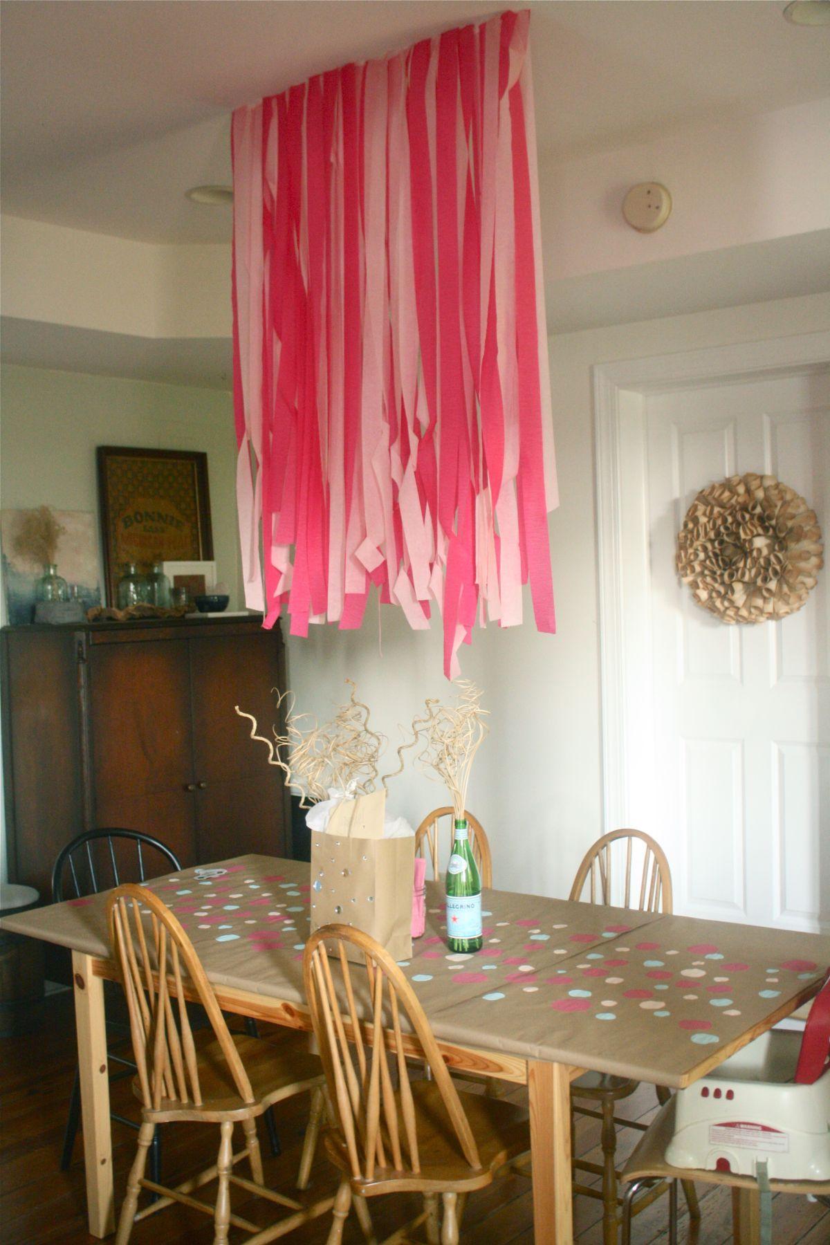 35 easy diy birthday decoration ideas