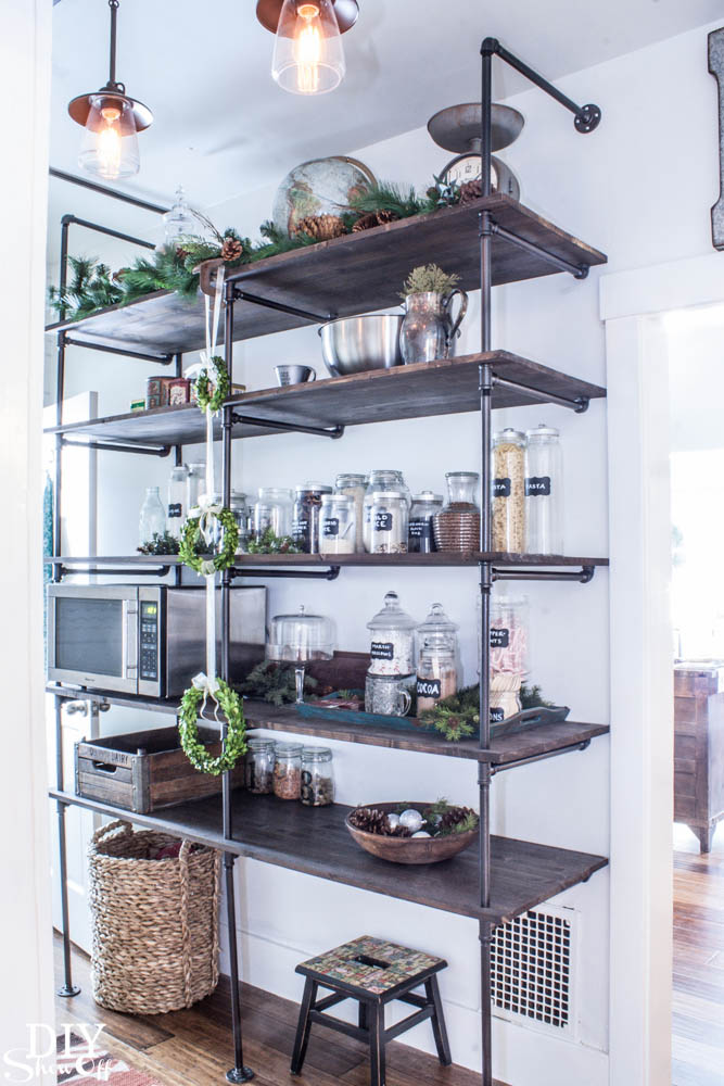title | Industrial Kitchen Shelving
