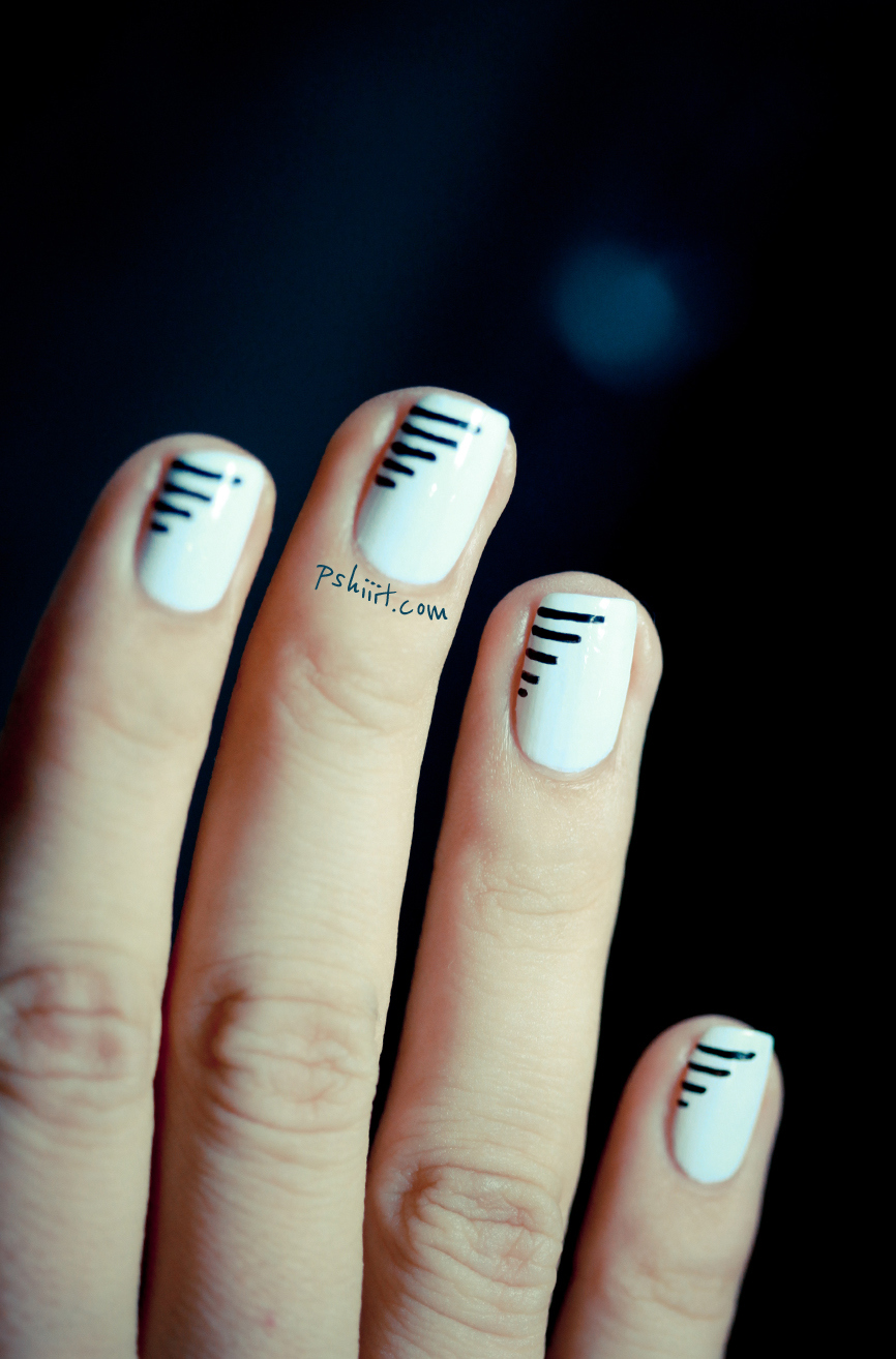 25 Simple Nail Art Tutorials For Ners