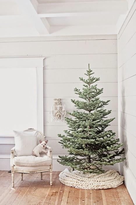 minimalist christmas decor - soyvirgo.com