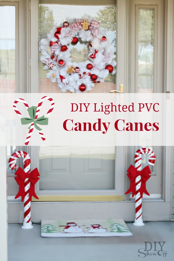 20 DIY Outdoor Christmas Decorations To Start On This Weekend