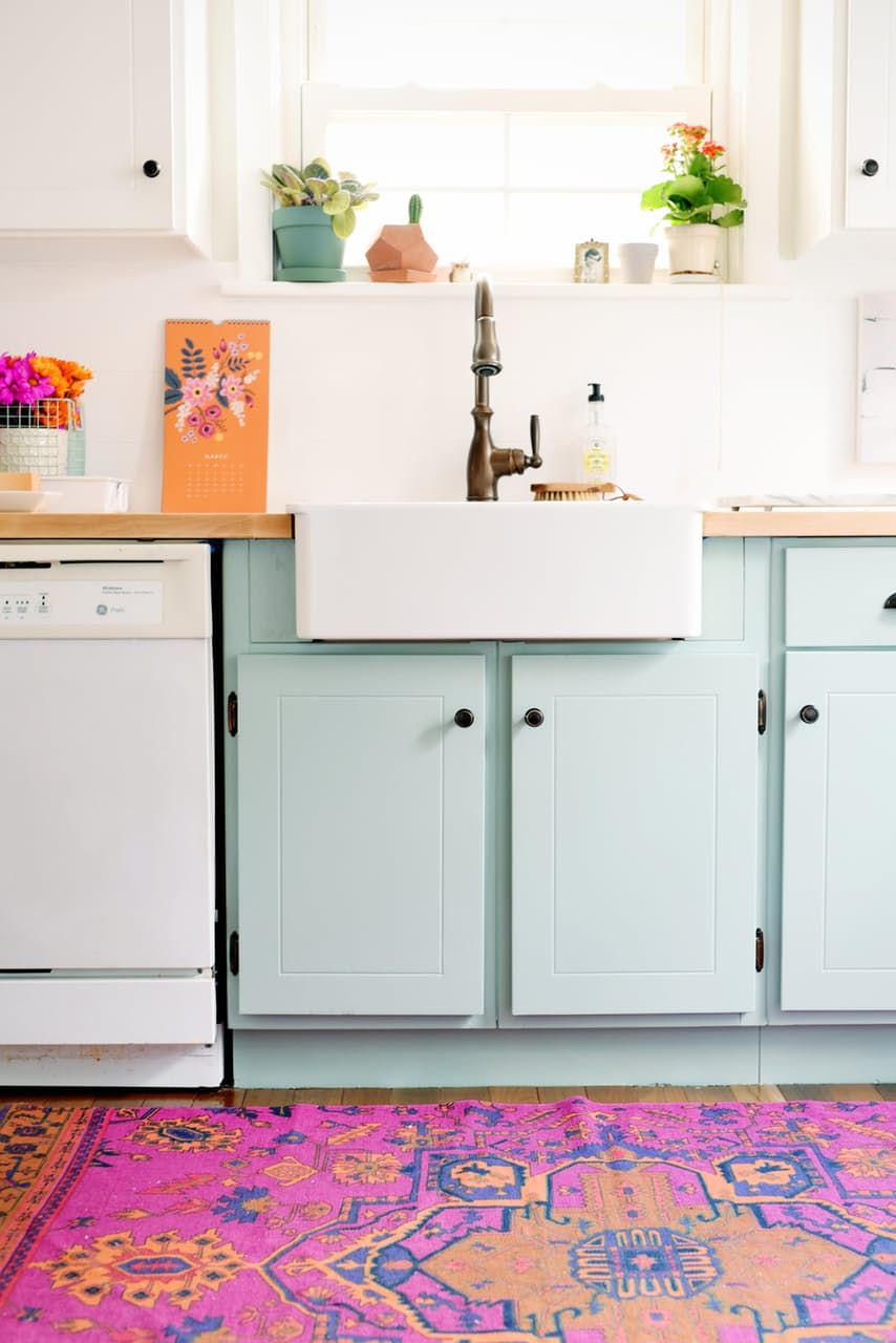 Color in the Kitchen — Stace King