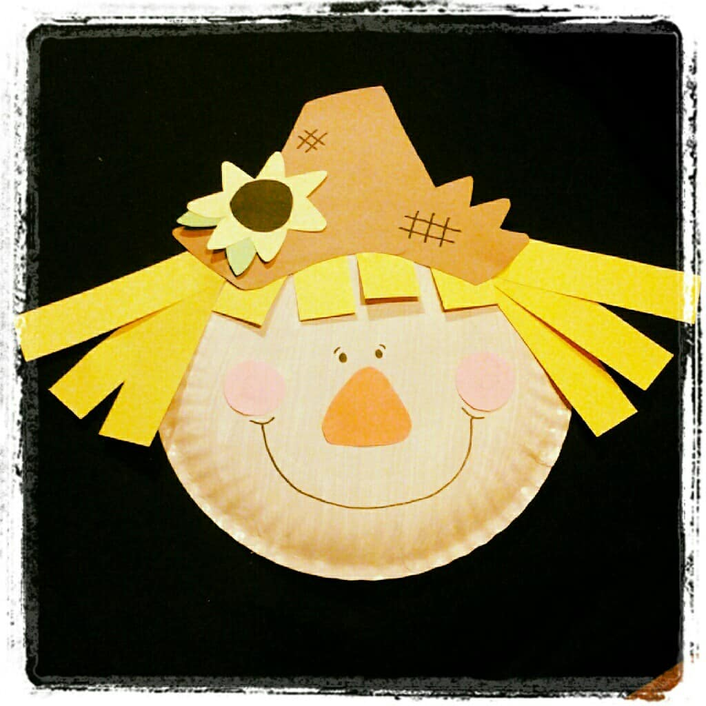 Adorable Scarecrow Themed Projects