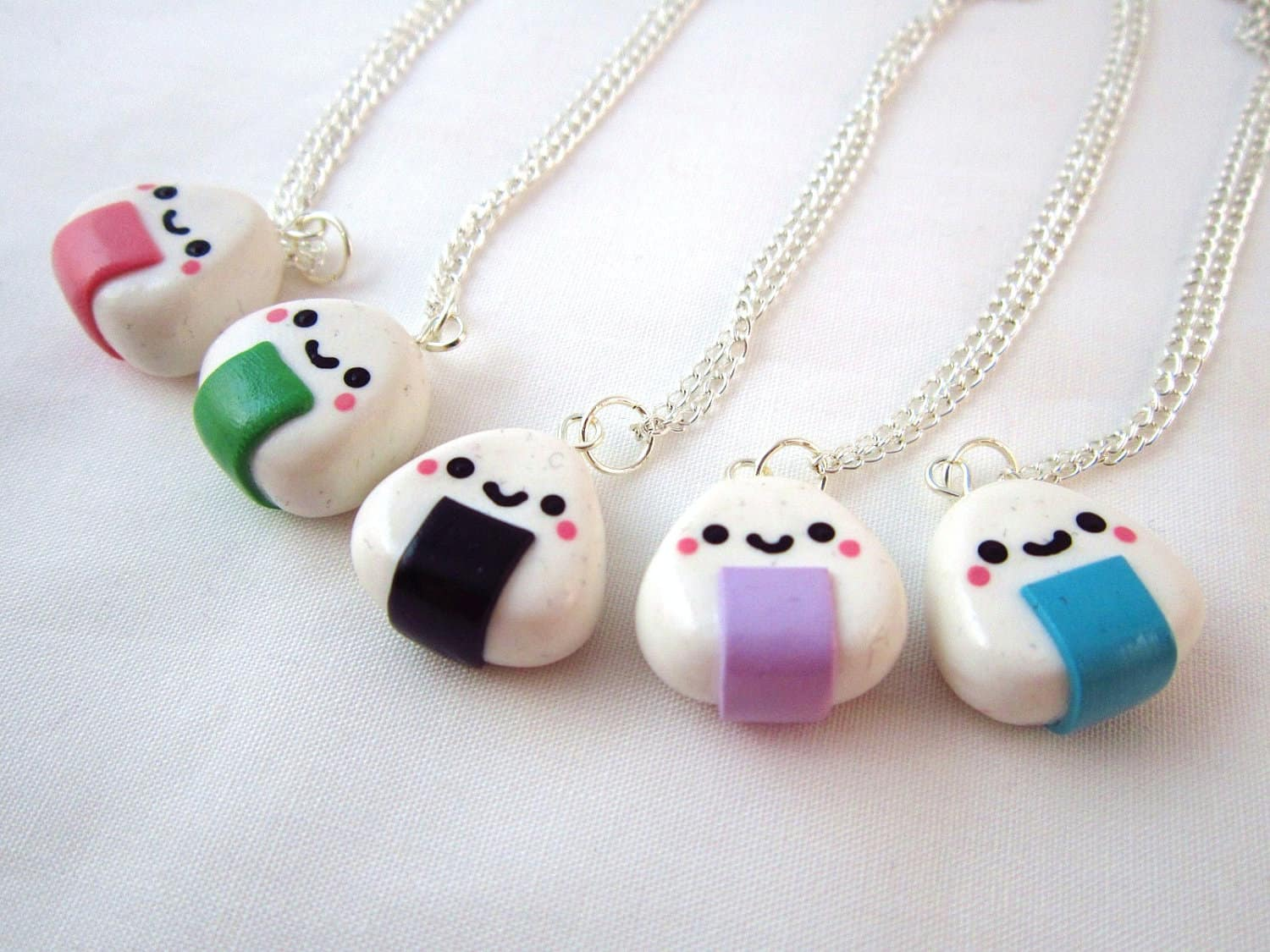 Easy Friend Clay Charms