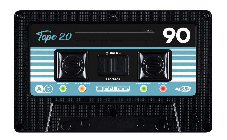 Reloop Tape 2 audio recorder (1)