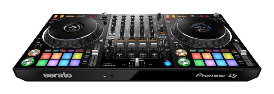 Pioneer DJ DDJ-1000SRT Serato DJ Pro four channel controller (11)