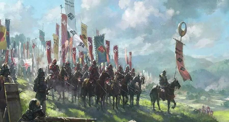 جنود الساموراي