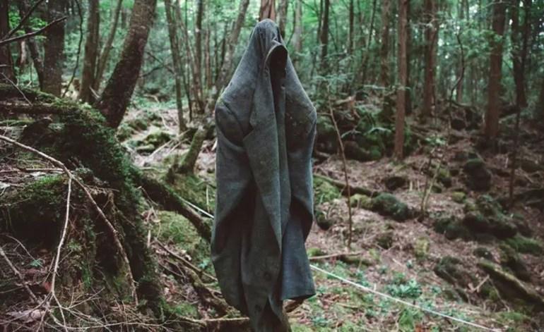 غابة أوكيغاهارا (اليابان)