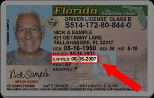 Florida Dmv Online Id Renewal