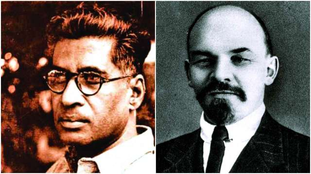 Lenin and Roy: the enemies Of British India