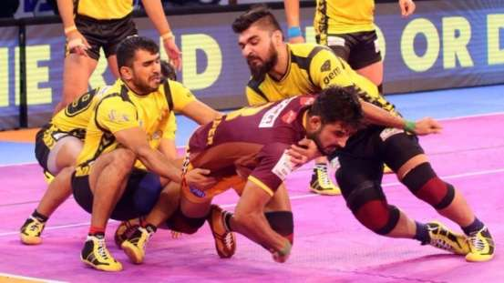 Pro Kabaddi League 2018