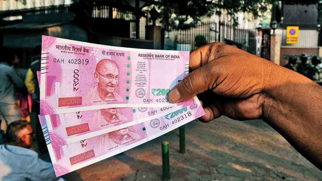 The Indian Rupee is doing fine