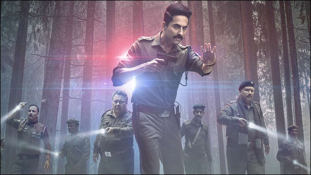Ayushmann Khurrana's latest poster of 'Article 15' looks intriguing!