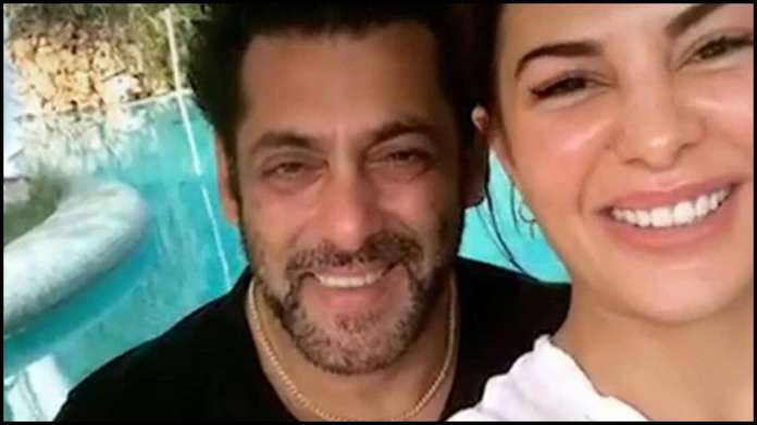 Salman Khan spends time with Jacqueline Fernandez in COVID-19