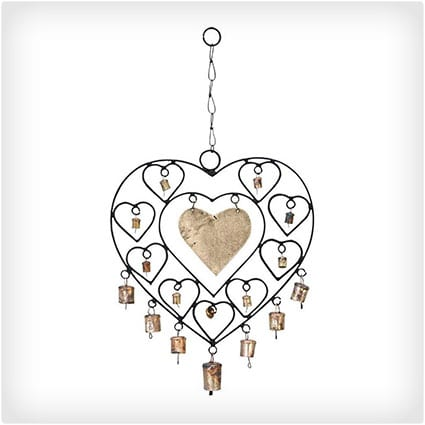 Heart-Wind-Chime