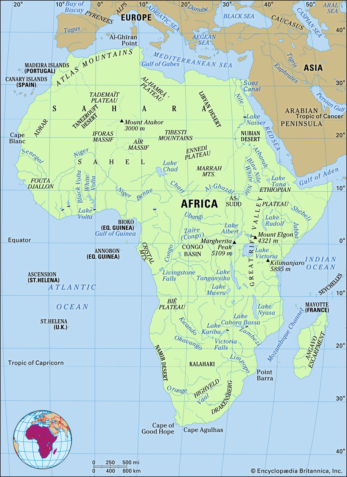 Africa 49 Images