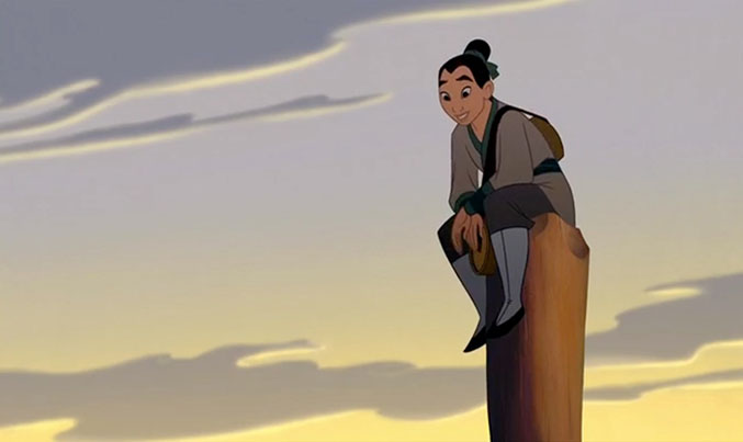 Hero Disney Mulan