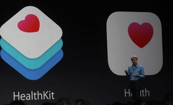 Apple'ın HealthKit'i Davalık Olacak!