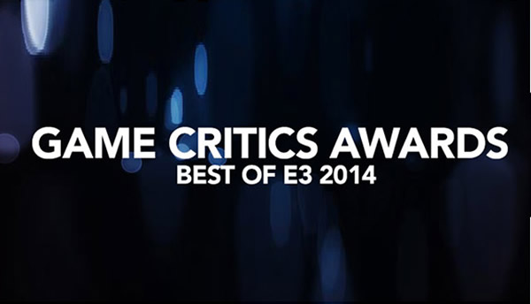Game Critics Adaylari Aciklandi!