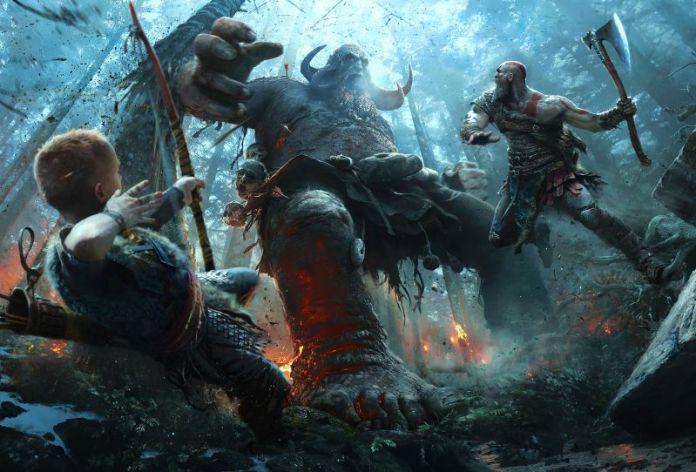 God of War'ın yeni fragmanı yayınlandı