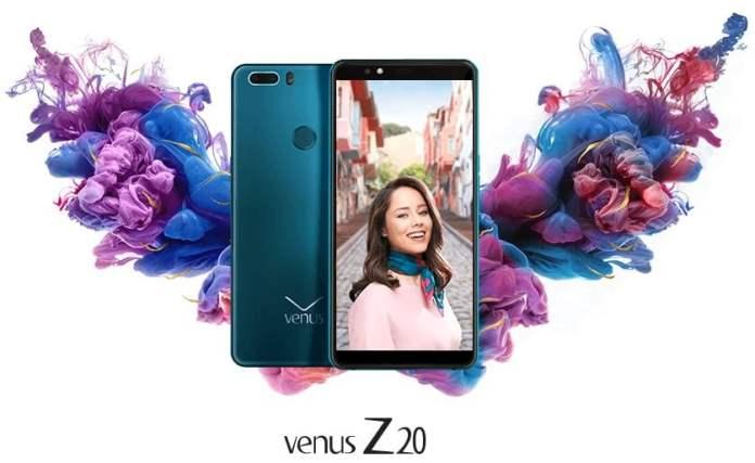 Vestel Venus Z20 inceleme