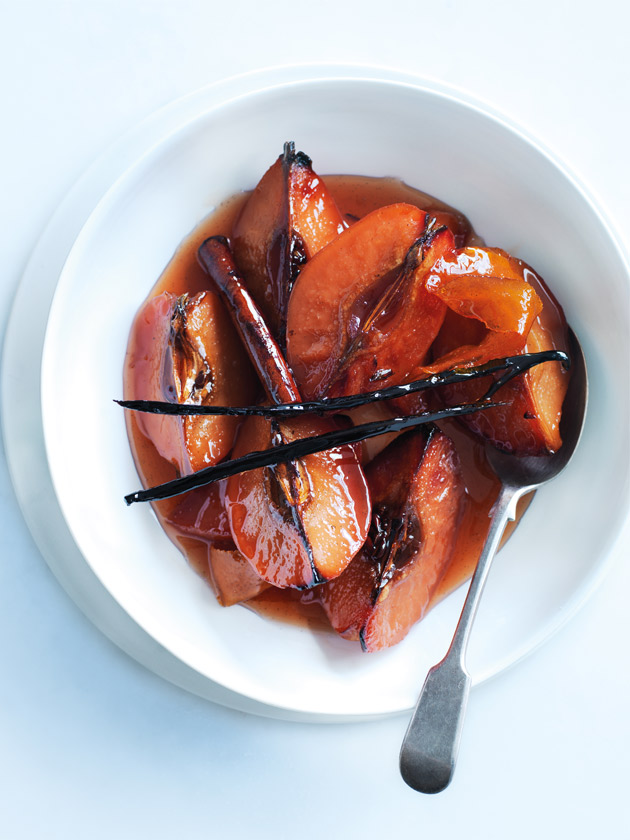 Roasted Quince Donna Hay