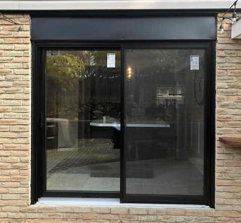 how to secure patio sliding glass doors