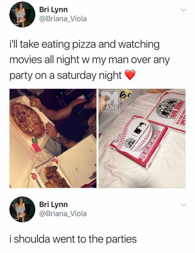 Dopl3r Com Memes Bri Lynn Briana Viola Ill Take Eating Pizza