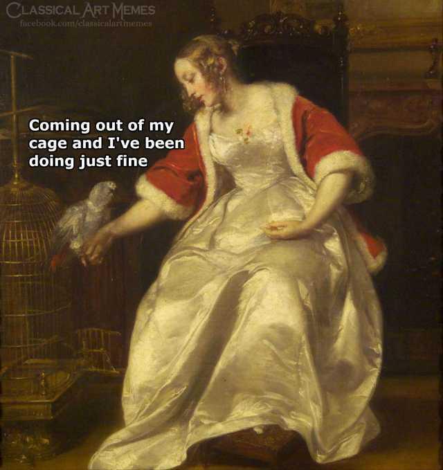 Classical Art Meme Generator Imgflip