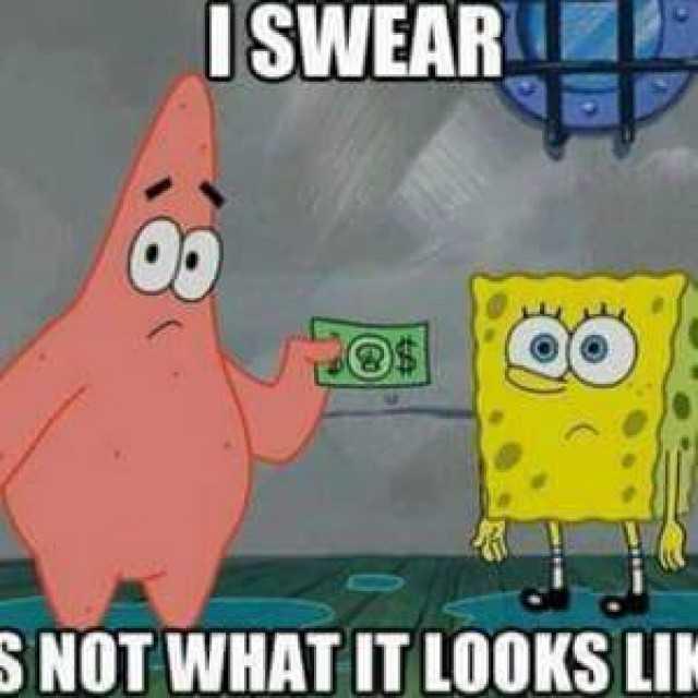 Sinister Looking Patrick Has Folks Making Hilarious Memes