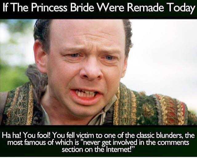 Dopl3r Com Memes If The Princess Bride Were Remade Today Ha Ha