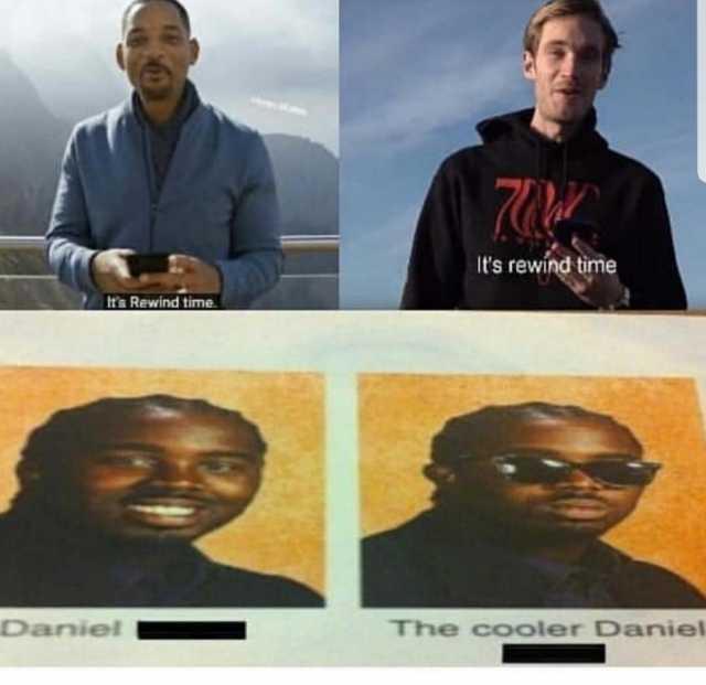 Behind The Meme The Cooler Daniel Meme Explained Youtube