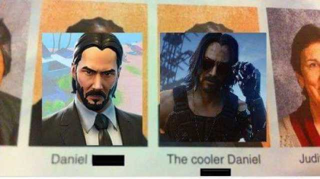 The Cooler Daniel Animemes
